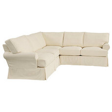 Traditional Sectional Sofas by Ballard Designs