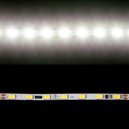 EnvironmentalLights - SW 5630 Single Row CC LED Strip Light 70/m 5.1mm wide Foot - Sold by the 2 meter reel, foot and sample kit.