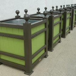 planters - Box d'orangerie