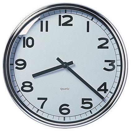 Traditional Wall Clocks by IKEA