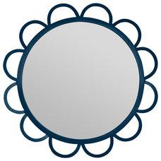 Modern Mirrors by Stray Dog Designs