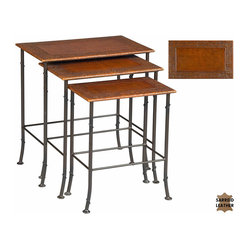 Kew Gardens Nesting Tables