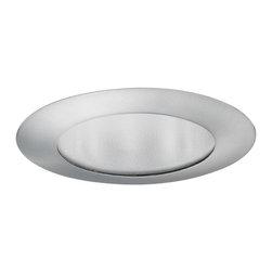 "Juno Lighting - Juno 210 5"" Flat Glass Shower Trim, 210-Sc - 5"" Flat Glass Shower Trim for use with select Juno housings."