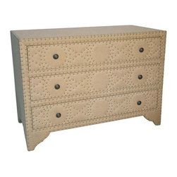 NOIR - NOIR Furniture - Gia Chest - GDRE160 - Features: