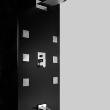 Contemporary Bathroom Faucets And Showerheads by Macral Design Corp.