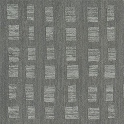 Walls Republic - Scratched Slate Wallpaper R2440 - Scratched is simple geometric square wallpaper with scratched lines. This small scale pattern is ideal for creating a casual comforting atmosphere in your kitchen or home office.