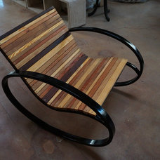 Contemporary Chairs by Inhabiture Build + Design