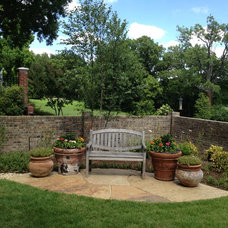 Traditional  by Reynolds Landscape and Pools