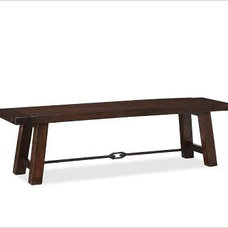 Traditional Dining Benches by Pottery Barn