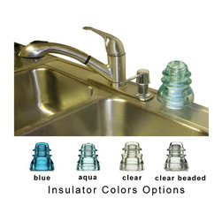Insulator dishwasher aerator - Railroad inspired products for the kitchen by Railroadware