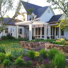 Traditional  Outdoor spaces