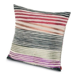 Missoni Home - Missoni Home | Nantes Pillow 16x16 - Design by Rosita Missoni.