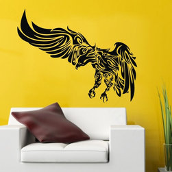 ColorfulHall Co., LTD - Owl Wall Decals Removable DIY Bird - Owl Wall Decals Removable DIY Bird