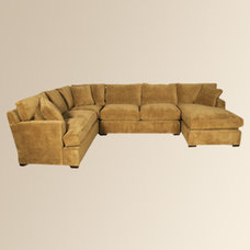 Contemporary Sectional Sofas by Arhaus