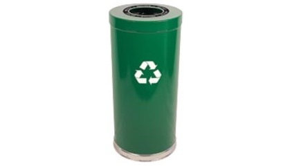 modern waste baskets by C&H Distributors