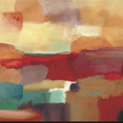 Artcom - New Mexico Music by Nancy Ortenstone - New Mexico Music by Nancy Ortenstone is a Stretched Canvas Print.