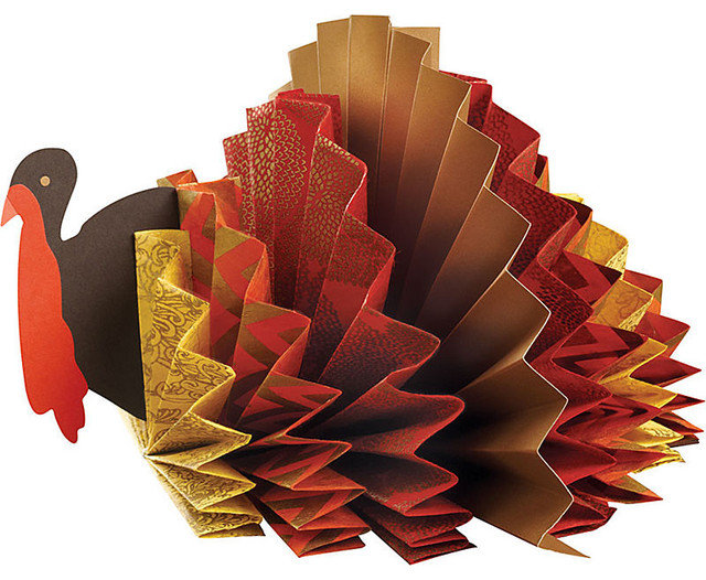 contemporary holiday decorations by Paper Source