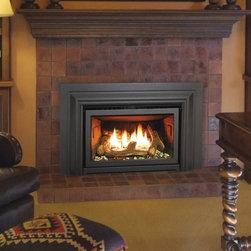 Enviro E20 Series 36'' x 24'' Direct Vent Gas Insert Fireplace - Performance Features