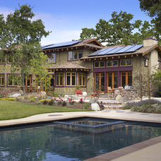 Traditional Exterior Craftsman Style