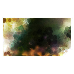 Custom Photo Factory - Translucent Abstract Pattern Canvas Wall Art - Translucent Abstract Pattern  Size: 20 Inches x 30 Inches . Ready to Hang on 1.5 Inch Thick Wooden Frame. 30 Day Money Back Guarantee. Made in America-Los Angeles, CA. High Quality, Archival Museum Grade Canvas. Will last 150 Plus Years Without Fading. High quality canvas art print using archival inks and museum grade canvas. Archival quality canvas print will last over 150 years without fading. Canvas reproduction comes in different sizes. Gallery-wrapped style: the entire print is wrapped around 1.5 inch thick wooden frame. We use the highest quality pine wood available. By purchasing this canvas art photo, you agree it's for personal use only and it's not for republication, re-transmission, reproduction or other use.
