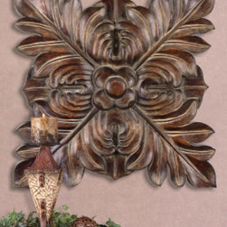 "13530 Four Leaves, Plaque by uttermost - Get 10% discount on your first order. Coupon code: ""houzz"". Order today."
