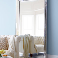 Contemporary Floor Mirrors by Horchow