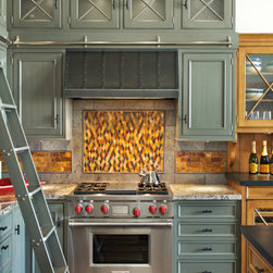 Range Hoods - Photo by Carol Moore - EKD
