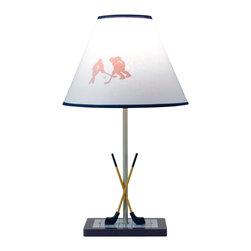 Cal Lighting - Cal Lighting BO-5687 60 W Hockey Lamp - 60W Hockey Lamp