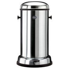 Modern Kitchen Trash Cans by 2Modern