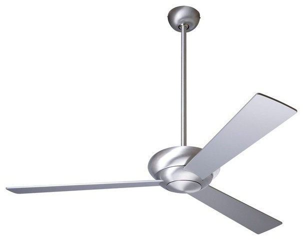 Modern Ceiling Fans by UPinteriors