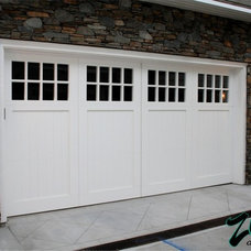 Traditional Garage Doors And Openers by Ziegler Doors Inc.
