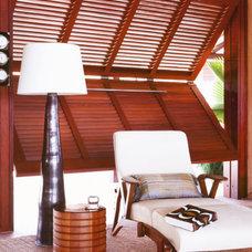 Tropical  by Jennifer Bradford Davis Interior Design