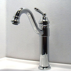 Contemporary Bathroom Faucets And Showerheads by sinofaucet