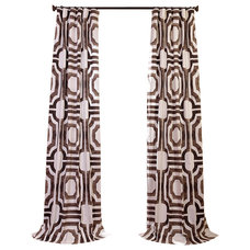 Mediterranean Curtains by Half Price Drapes