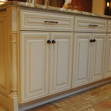 Mediterranean Kitchen Cabinetry by Sterling Kitchen & Bath