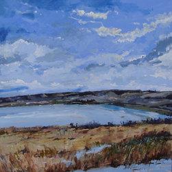 Roxborough State Park, Original, Painting - Plein air painting at roxborugh park , colorado