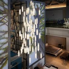 Modern Chandeliers by Galilee Lighting