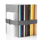 Book Binder, White, Small