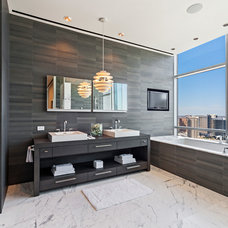 Modern Bathroom Vanities And Sink Consoles by Mobili Martini