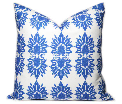 eclectic pillows by Hammocks &amp; High Tea