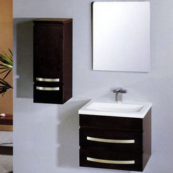 Contemporary Bathroom Vanities -