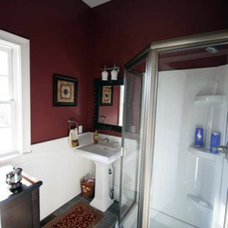 Traditional Bathroom by Cummings Architects