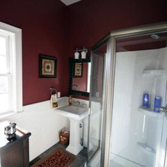 traditional bathroom by Cummings Architects, LLC.