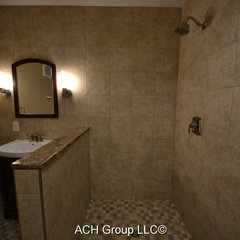 traditional bathroom by ACH Group LLC
