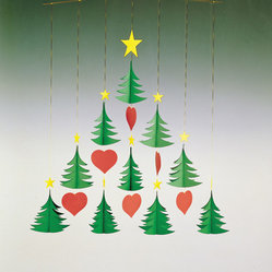 Flensted Mobiles - Christmas Tree 10
