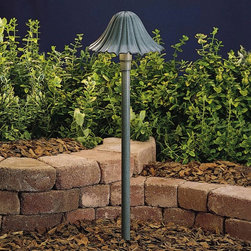 Kichler - Kichler No Family Association Outdoor Lighting Fixture - Shown in picture: Path & Spread 1-Lt 12V in Textured Midnight Spruce