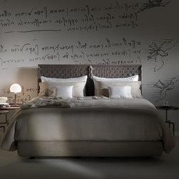 Flexform Beds - Cestone bed by Flexform