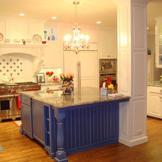 Kitchen Islands And Kitchen Carts by Cabinets by Graber