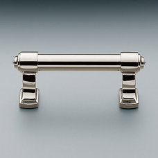 Modern Cabinet And Drawer Handle Pulls by Rebekah Zaveloff | KitchenLab