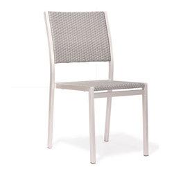 Metropolitan Outdoor Dining Chair - Metropolitan Outdoor Dining Chair